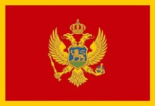 Montenrgro Flag
