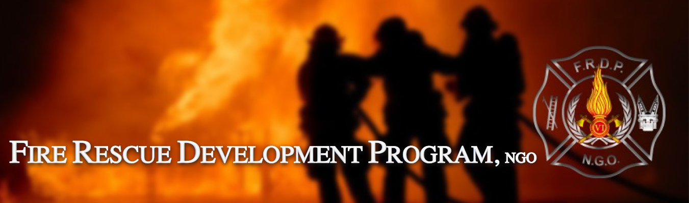 FRDP – FIRE RESCUE DEVELOPMENT PROGRAM